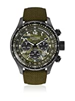 Timecode Reloj de cuarzo Man Tc-1011-14 Verde Militar 49 mm