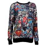 WOMENS LADIES BATMAN SUPERMAN Boy COM...