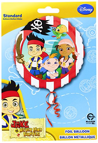 Jake and the Neverland Pirates Mylar Balloon