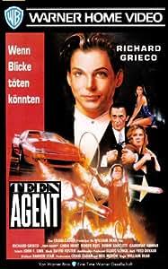 Teen Agent [VHS]