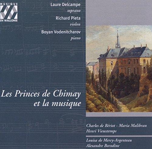 les-princes-de-chimay-et-la-musique
