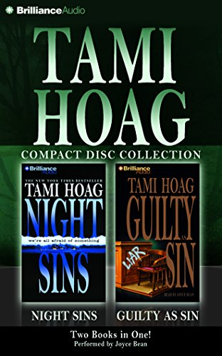 Tami Hoag CD Collection 1: Night Sins and Guilty as Sin PDF