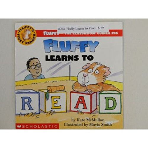 Fluffy Learns to Read (Fluffy The Classroom Guinea Pig) PDF