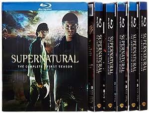 Supernatural: Season 1-6 [Blu-ray] (Sous-titres français) [Import]