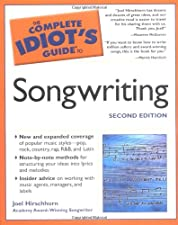 The Complete Idiot s Guide to the Art of Songwriting by Casey Kelly