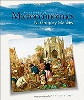 Principles of Microeconomics,   by Mankiw