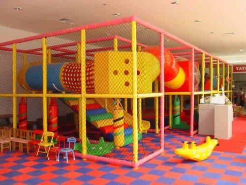 Kids Indoor Playground Start Up Sample Business Plan!