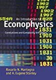 Introduction to Econophysics: Correlations and Complexity in Finance (0521039878) by Mantegna, Rosario N.