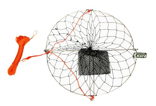 KUFA-Casting-Crab-Trap-with-100-rope-CR55