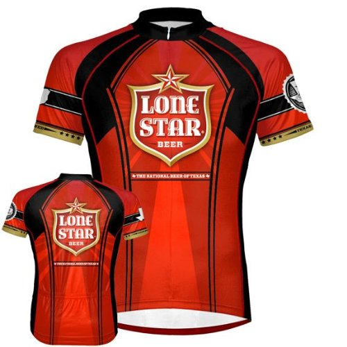 Buy Low Price Lone Star Beer Cycling jersey (B003I6Y0LI)