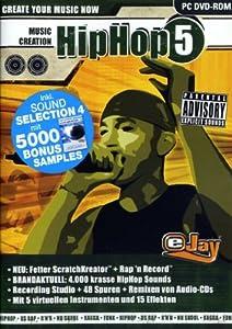 Ejay Hip Hop 5 + Sound Collection 4 Bundle