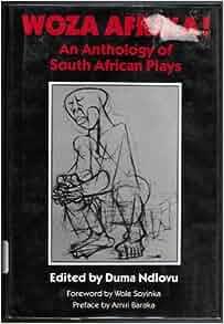 Amazon.com: Woza Afrika: An Anthology of South African Plays