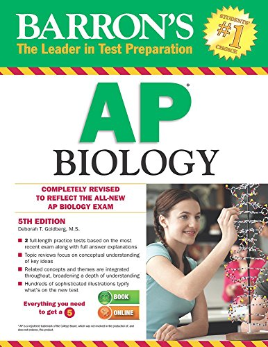 AP Biology (Barron's Ap Biology)