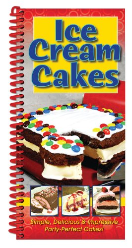 Ice Cream Cakes by G & R Publishing