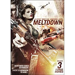Meltdown with Bonus Movies: The Rule of Law / Con Games / The Eliminator