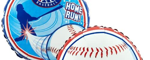 Little League Baseball Foil Balloon リトルリーグ野球ホイルバルーン♪ハロウィン♪クリスマス♪