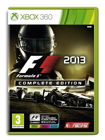 Formula 1 2013: Complete Edition (Xbox 360)