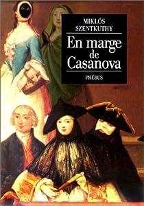 Le bréviaire de Saint-Orphée, tome 1 : En marge de Casanova par Szentkuthy