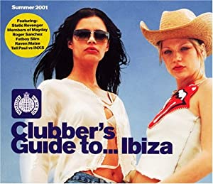 Various - B A Clubber 2001