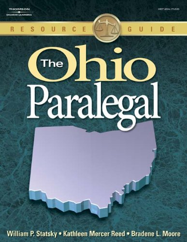 The Ohio Paralegal (Resource Guide)