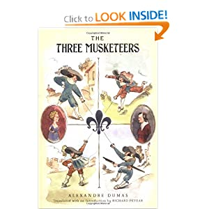 The Three Musketeers - Alexandre Dumas père