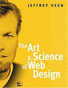 "Cover of ""The Art and Science of Web Desi..."