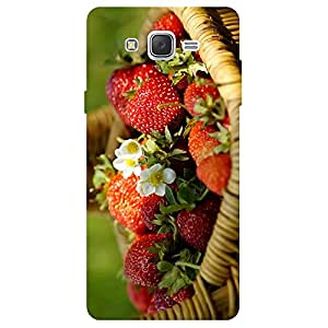 Zeerow Hard Case Mobile Cover for Samsung A8