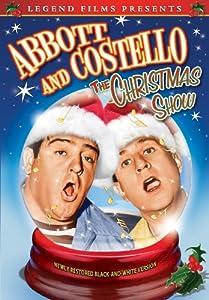Abbott Costello Christmas Show