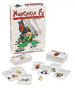 Munchkin Fu