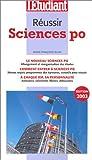 echange, troc Marie-Françoise Blain - Réussir Sciences po