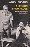 A Lesson from Aloes (Oxford Paperbacks) (0192813072) by Fugard, Athol