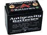 ANTIGRAVITY アンチグラビティAGV-802 6V 0.7kg 超小型 超軽量 高耐久性 高出力 次世代 リチウム イオン バッテリー プロに人気!!
