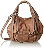 Kooba Handbags Mini Jonnie Cross Body Bag, Stone, One Size