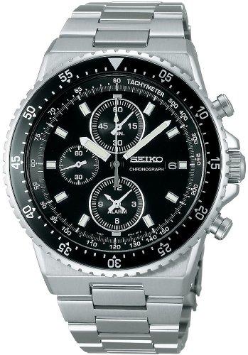 SEIKO (セイコー) 腕時計 PROSPEX プロスペックス スピードマスター クロノグラフ SBDP025 メンズ