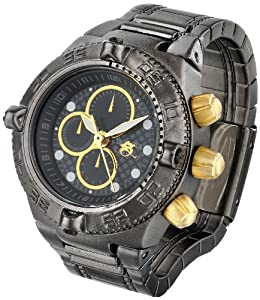 Invicta 13817 Mini Swiss-quartz Deck Clock