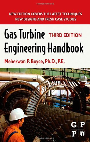 Gas Turbine Engineering Handbook, Third Edition