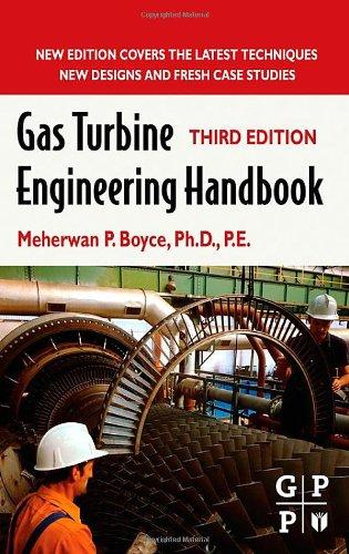 Gas Turbine Engineering Handbook, Third Edition