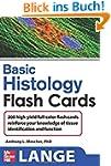 Basic Histology Flash Cards (Lange Fl...