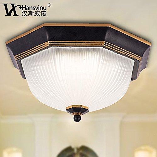 bgmdjcf-led-luce-di-soffitto-north-american-style-corridoio-camera-da-letto-12w-soggiorno