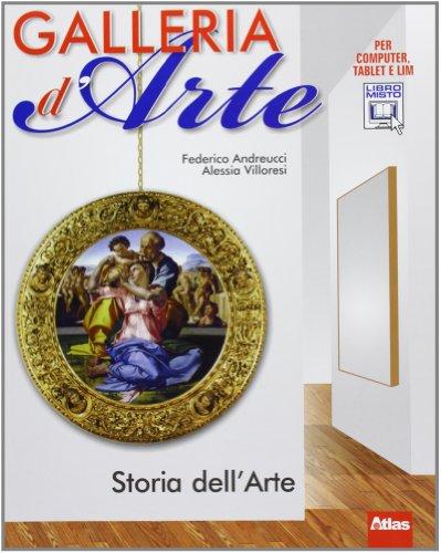 Libro galleria d 39 arte storia dell 39 arte con espansione for Adorno storia dell arte