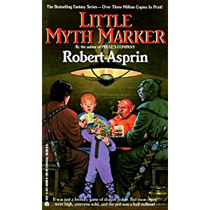 Little Myth Marker - Robert Asprin