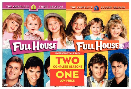 Full House: The Complete Seasons 1 & 2 (Full House Season 1 And 2 compare prices)