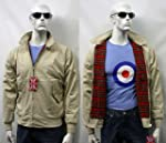 Adults Classic Harrington Jacket MOD...