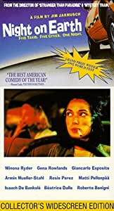 Night on Earth (Widescreen Collector's Edition) [VHS]
