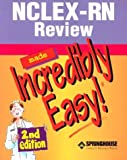 51HXJZJVGNL. SL160  NCLEX RN Review Made Incredibly Easy!