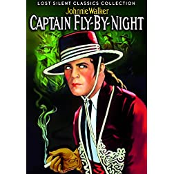 Captain Fly-By-Night (Silent)