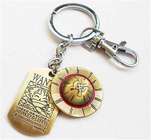 Portachiavi Porta Chiavi  Anime Keychain Giocattoli Fumetto del Pendente Bella Porta Chiavi Key Ring Pendant Metallo Cromato Regalo Toy