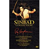 Sinbad Pack(Golden Voyage, Eye of Tiger, 7th Voyage)by Kerwin Mathews