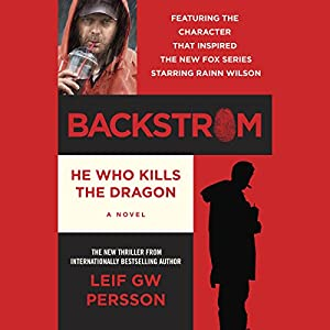 Backstrom: He Who Kills the Dragon Audiobook
