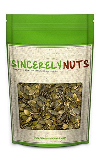 Sincerely Nuts Pumpkin Seeds- Pepitas (Raw) (No Shell) 2LB Bag